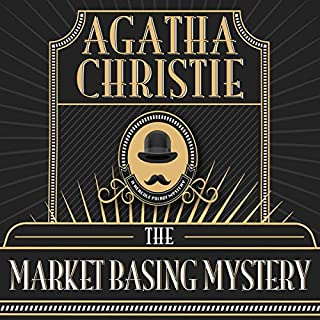 The Market Basing Mystery audiobook cover art