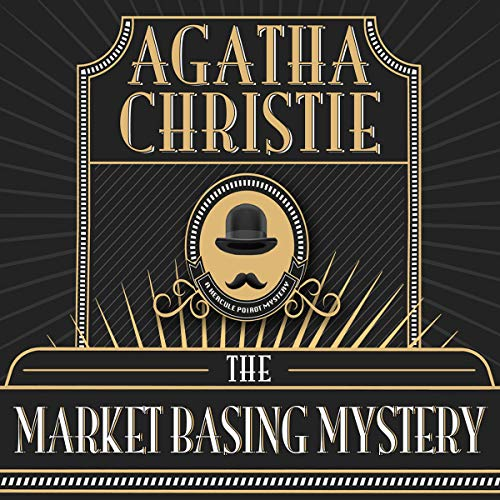Bargain Audio Book - The Market Basing Mystery