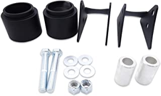 WeiSen 2.5 Inch Rise Front and Rear Suspension Spacer Lift Kit Fit 2014-UP Polaris Ranger 570 Midsize Crew