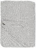Quilt mit schwarzen Pünktchen von Ib Laursen