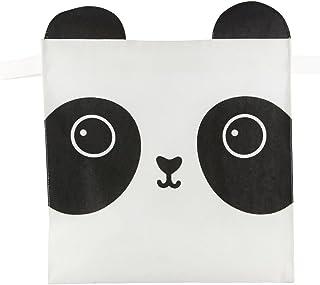 Sass and Belle by RJB Stone – väska och handfat leksaksväska–Premiumkvalitet Hat leksak panda