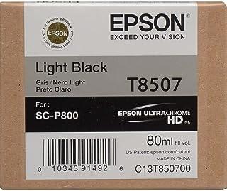 Best Epson T850700 T850 UltraChrome HD Light Black Ink Review