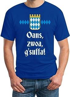 Shirtgeil Oktoberfest Wiesn Outfit Herren Shirt