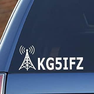 amateur radio decals