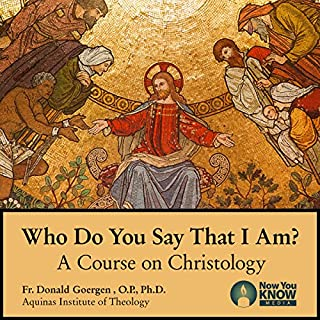 Who Do You Say That I Am? audiobook cover art