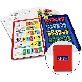 Janod - Magneti'Book Alfabeto juguete educativo, Version