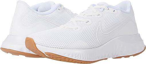 White/White Gum