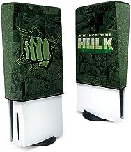 Capa Anti Poeira PS5 Vertical - Hulk Comics