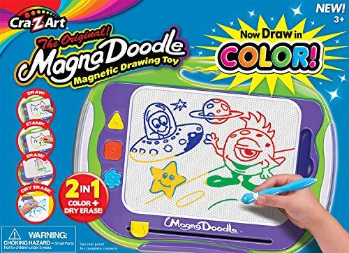 Cra-Z-Art Magna Doodle in Color