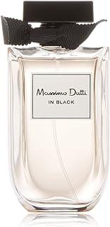 Massimo Dutti In Black Colonia mujer - 80 ml