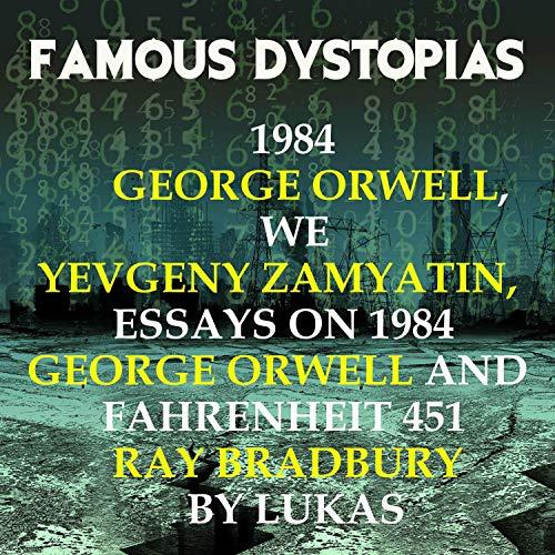 『Famous Dystopias』のカバーアート