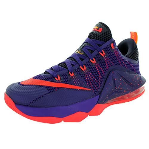 new arrivals d4017 ff370 Nike Men s Lebron XII Low Basketball Shoe