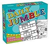 The Daily Jumble 2020 Calendar