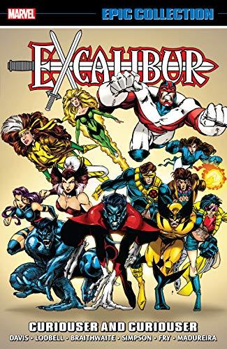 Excalibur Epic Collection: Curiouser And Curiouser (Excalibur (1988-1998)) (English Edition)