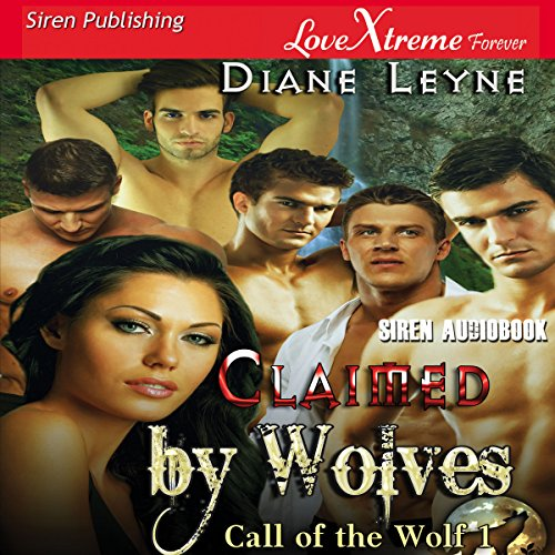 Claimed by Wolves audiobook cover art