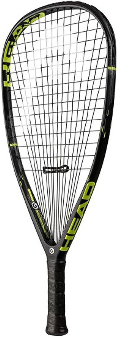 Racquetball racquet (3-5/8) head graphene radical 180 224224-S05-11-CN