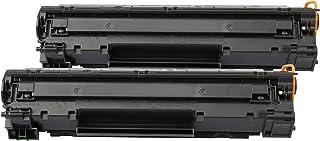 TONER EXPERTE® 2 Cartuchos de Tóner compatibles con HP CF279A Laserjet Pro M12 M12a M12w MFP M26 M26nw M26a