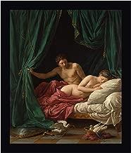 Mars and Venus, Allegory of Peace (Mars et Venus, allegorie sur la Paix) by Louis Jean Francois Lagrenee 14