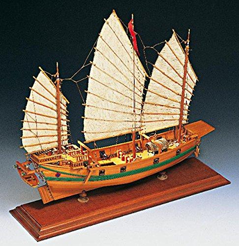 Amati 1421. Kit maqueta barco pirata Junco Chino