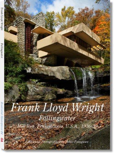 落水荘 Frank Lloyd Wright Fallingwater1934-37―世界現代住宅全集04(Residential Masterpieces)の詳細を見る