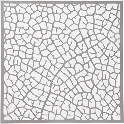 Sjabloon grootte 30,5 x 30,5 cm dikte 0,31 mm blad 1 blad