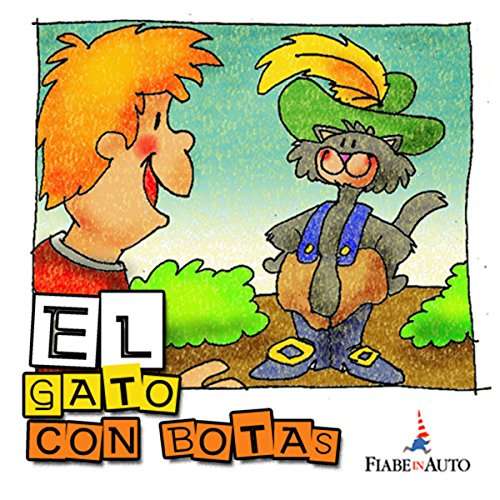 El Gato con botas (Spanish Edition) audiobook cover art