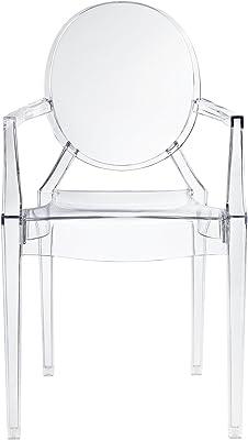Amazon.com: Louis Ghost – vidrio: Kitchen & Dining