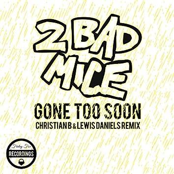 Gone Too Soon (Christian B & Lewis Daniels Remix)