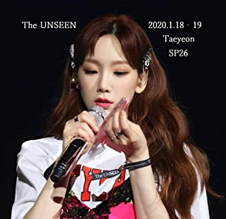 少女時代 テヨン SP26 TAEYEON CONCERT The UNSEEN 2020.1.18-1917-19 164分