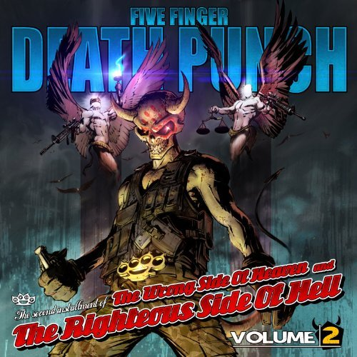 Wrong Side of Heaven & Righteous Side of Hell 2 by Five Finger Death Punch