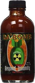 Da Bomb - Beyond Insanity Hot Sauce - 4 oz Bottle