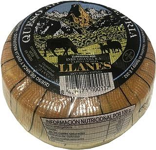 Queso de Vaca Ahumado de Asturias 500 grs. Cremoso con ligero sabor a humo