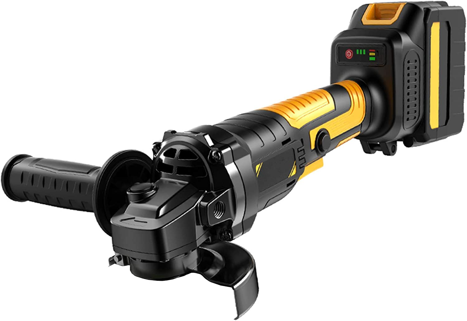 LHLYL-DP Lithium Electric Angle Rechargeable Brushless Grinder Max El Paso Mall 63% OFF