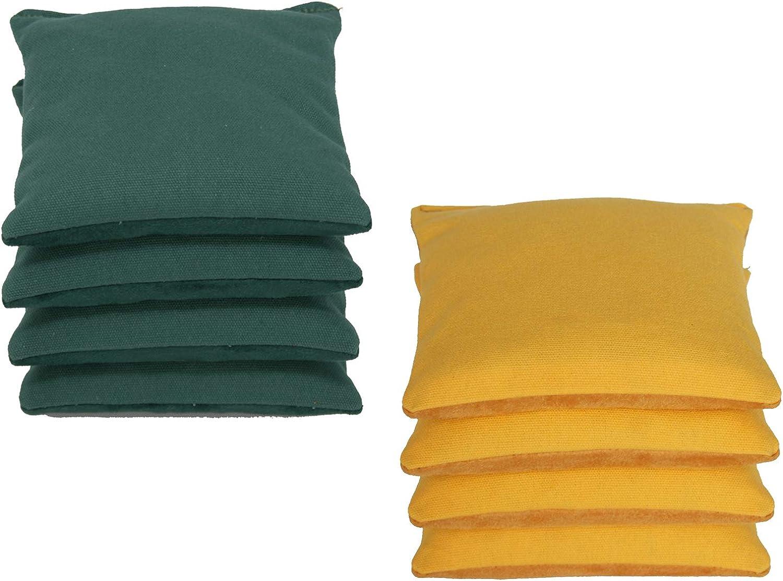 Free Donkey Sports Pro-Style Cornhole Bags Suede//Duck Slick