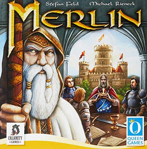 Merlin Calamity Games Preto