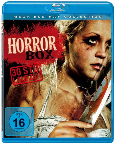 Horror Box: Mega Blu-ray Collection [Blu-ray]