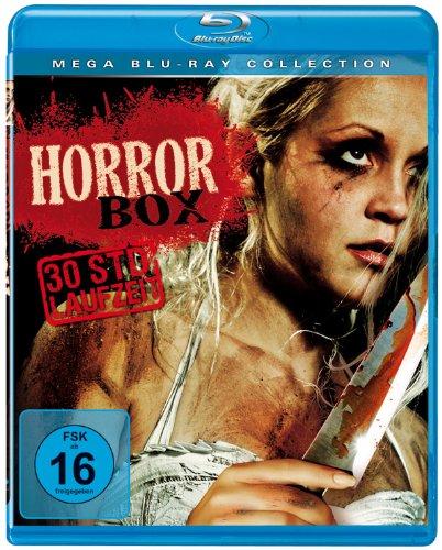 Horror Box: Mega Blu-ray Collection [Blu-ray]
