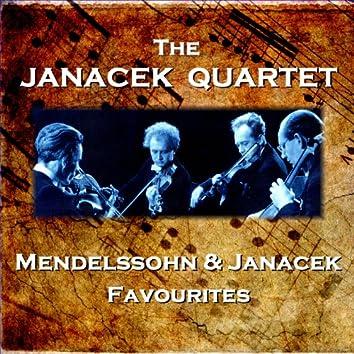 Mendelssohn & Janacek - Favourites