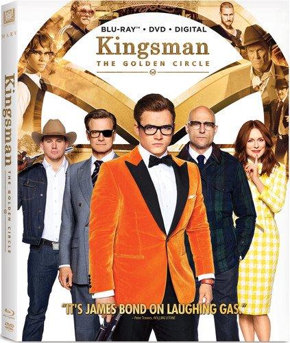Kingsman 2: The Golden Circle [Blu-ray]