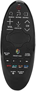 Controle remoto universal 2 em 1 (RBN59-01185F/BN59-01185D/BN94-07469A, etc), controle remoto portátil para TV LCD LG, preto