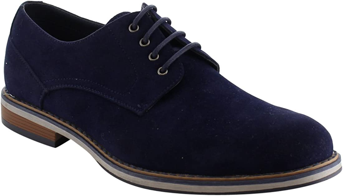 ARIDER Mens AG49 Casual Low Top Lace Up Office Oxfords