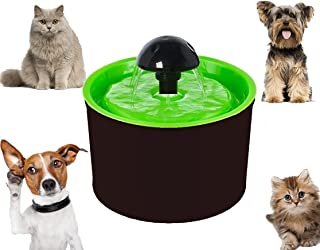 24x7 eMall Pet Fountain, Automatic Cat Water Fountain Dog Fountain with Filter Pet Bowl Water Dispenser for Cats, Dogs, Mu...