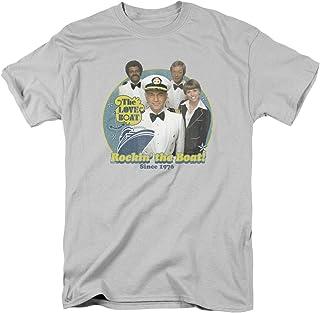 El Amor barco 80de la serie de televisión CBS Rockin el barco hombre camiseta camiseta