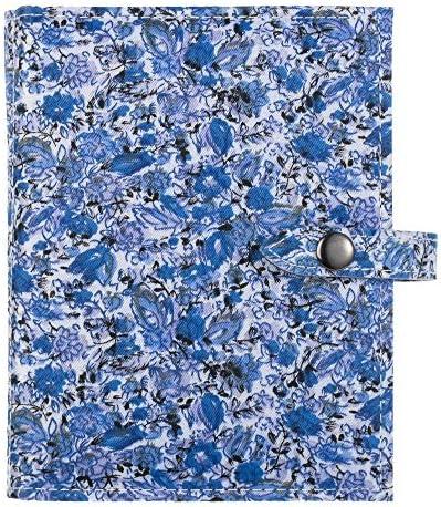 Little Book Of Das Kleine Buch der Ohrringe H/ält 48 Paar Ohrringe auf 4 Seiten Unterschiedliche Farben