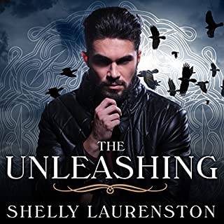 The Unleashing     Call of Crows, Book 1              By:                                                                                                                                 Shelly Laurenston                               Narrated by:                                                                                                                                 Johanna Parker                      Length: 11 hrs and 28 mins     1,407 ratings     Overall 4.2