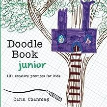Doodle Book Junior: 101 Creative Prompts for Kids