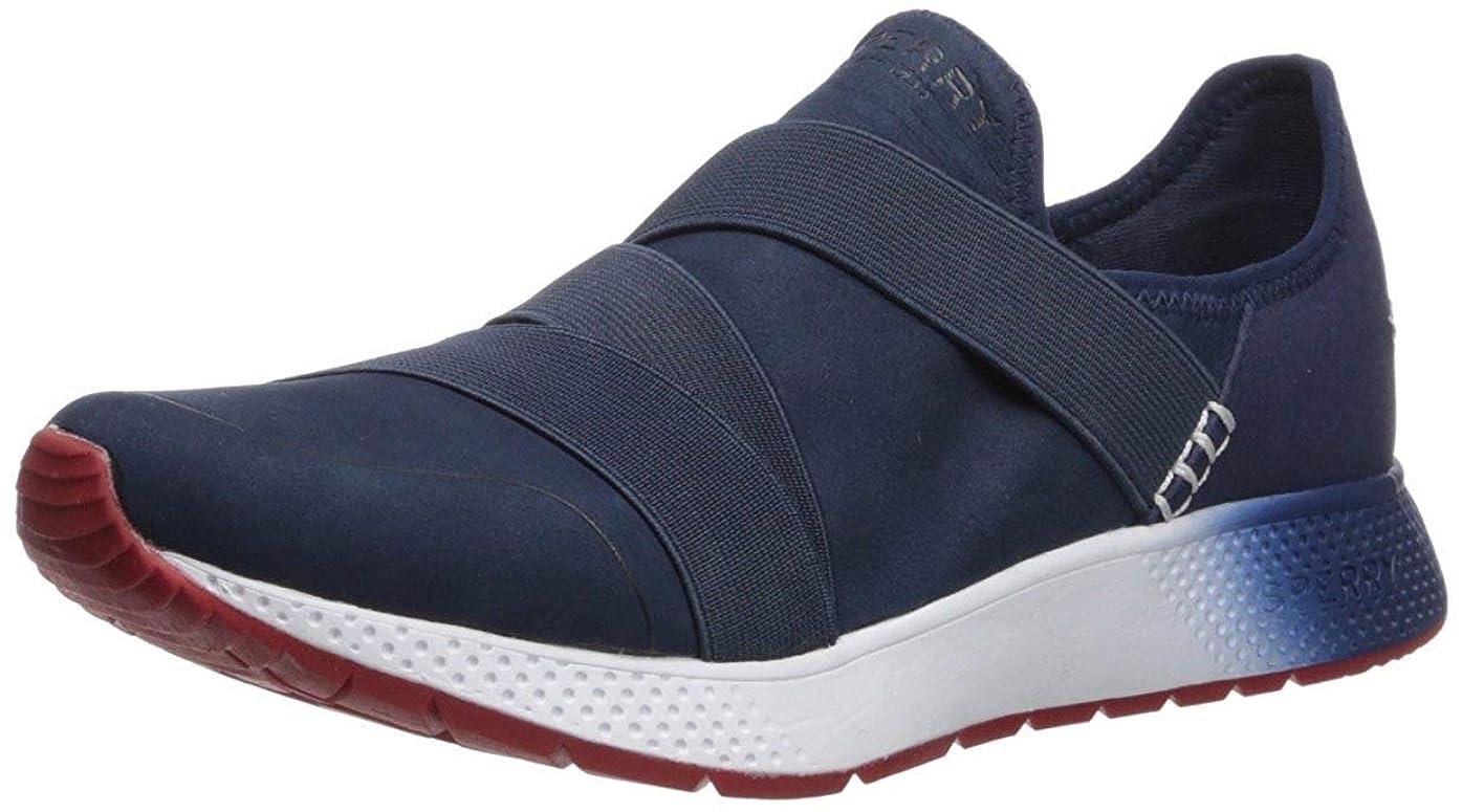 批評アカデミックブラインド[Sperry] Women's Seven Seas Trysail Sneaker [並行輸入品]