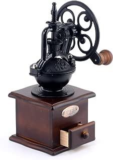 antique german coffee grinder