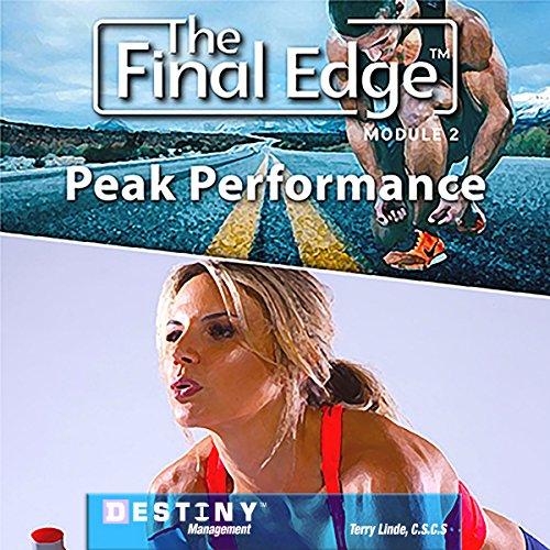 The Final Edge: Peak Performance audiobook cover art