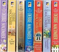 Debbie Macomber: Blossom Street Collection, 7 Books: The Shop on Blossom Street; A Good Yarn; Twenty Wishes; Summer on Blossom Street; Back on Blossom Street; Susannah's Garden; Hannah's List